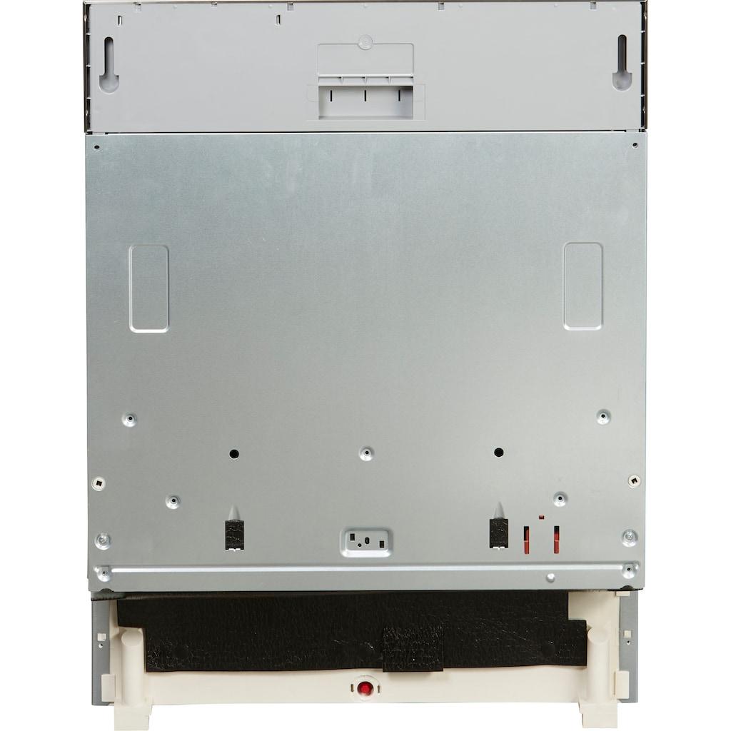 Privileg vollintegrierbarer Geschirrspüler »RIO 3T131 A FE X«, RIO 3T131 A FE X, 14 Maßgedecke
