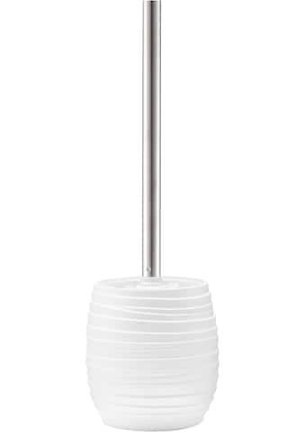 Zeller Present WC-Garnitur »Abstrakt«, mit austauschbarem Bürstenkopf kaufen