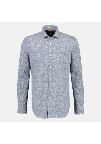 LERROS Langarmhemd, mit modischem Alloverprint kaufen