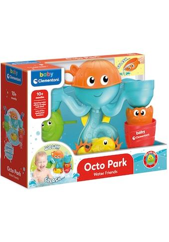 Clementoni® Badespielzeug »Baby Clementoni - Bade-Freunde Wasserpark-Set« kaufen