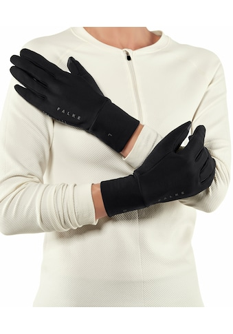 FALKE Multisporthandschuhe »Handschuhe«, (1), Touchscreen-kompatibel kaufen