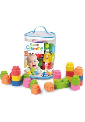 Clementoni® Spielbausteine »Baby, Soft Clemmy«, (48 St.), im Beutel; Made in Europe kaufen
