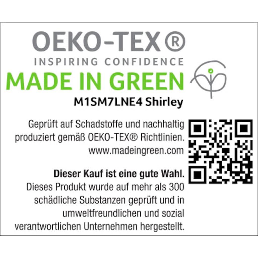 OTTO products Kissenhüllen »Neele«, (2 St.), aus reiner Bio-Baumwolle