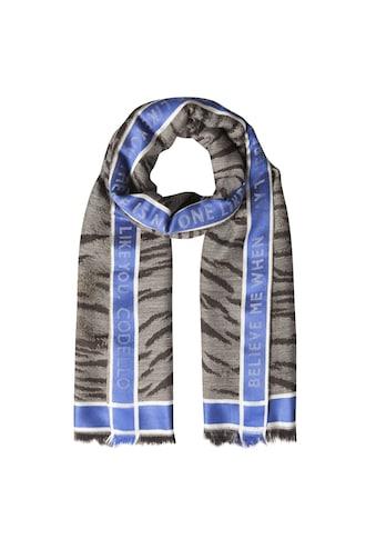 """Codello Schal, """"Forever Blue"""" mit Wolle kaufen"""