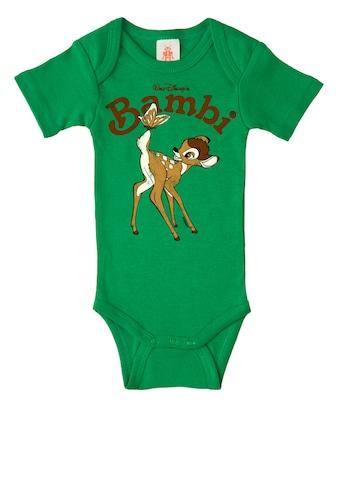LOGOSHIRT Baby-Body mit hochwertigem Bambi-Druck kaufen