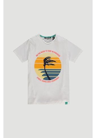 O'Neill T-Shirt »Palm Print« kaufen