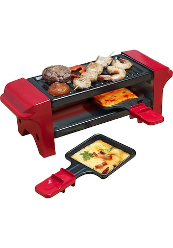 bestron Raclette »AGR102«, 2 St. Raclettepfännchen, 350 W, Antihaftbeschichtung kaufen