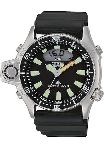 Citizen Taucheruhr »Promaster Marine Aqualand, JP2000 - 08E« kaufen