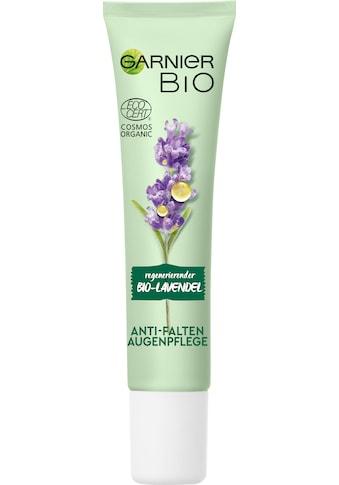 GARNIER Augencreme »Bio Regenerierender Lavendel Anti-Falten« kaufen