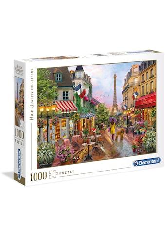 "Clementoni® Puzzle ""Blumen in Paris"" kaufen"