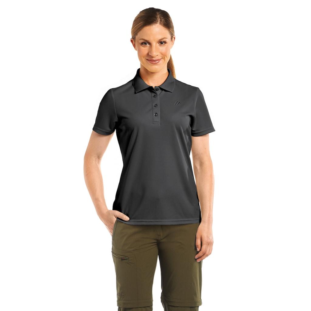Maier Sports Funktionsshirt »Ulrike«, perfekt für Wandern und Freizeit