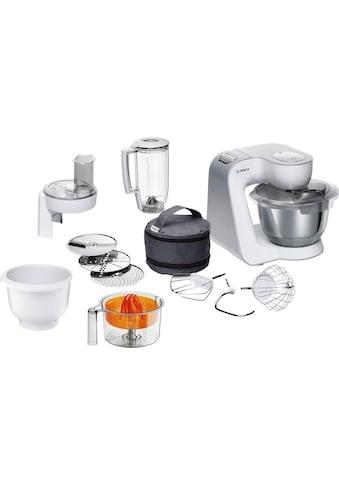 BOSCH Küchenmaschine CreationLine MUM58243, 1000 Watt, Schüssel 3,9 Liter kaufen