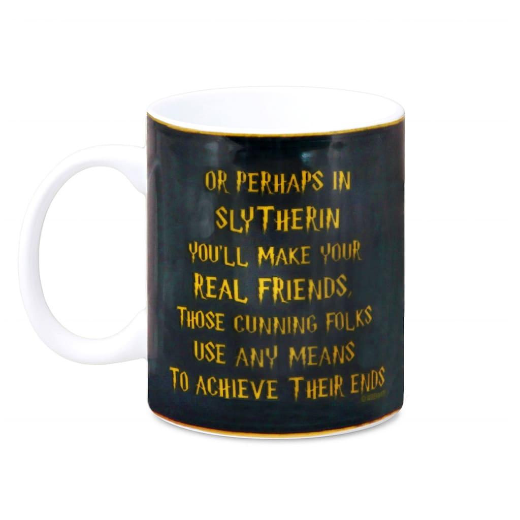 LOGOSHIRT Tasse mit tollem Harry Potter-Motiv