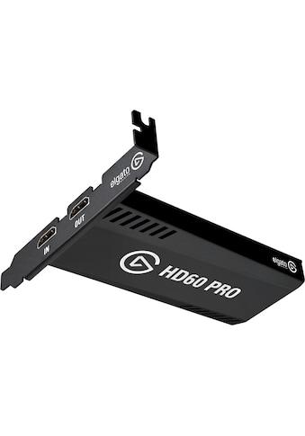 Elgato Gameplay-Aufnahmegerät »Game Capture HD60 Pro« kaufen