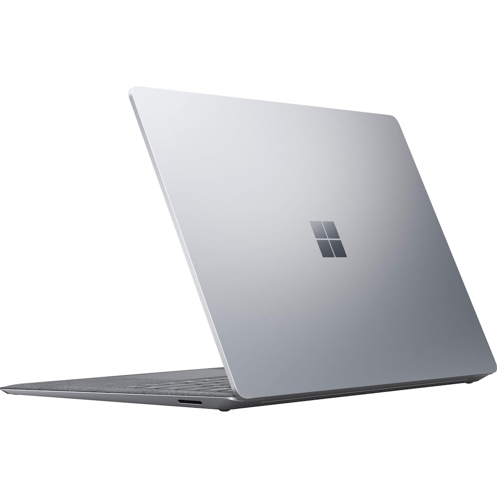 "Microsoft Notebook »Surface Laptop 3 13,5"" PixelSense™ Display 8GB / 128GB i5 Platin Grau«, ( 128 GB SSD)"