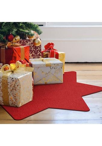 Wall-Art Tischdecke »Weihnachtsbaumdecke Stern«, (1 St.) kaufen