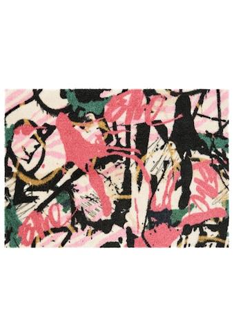ELLE Decor Fußmatte »Artist«, rechteckig, 7 mm Höhe, Schmutzfangmatte, In- und Outdoor... kaufen