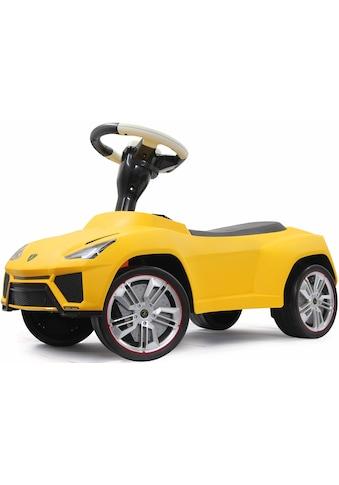 Jamara Rutscherauto »JAMARA KIDS Lamborghini Urus gelb« kaufen