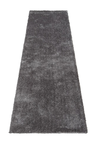 Bruno Banani Hochflor-Läufer »Dana«, rechteckig, 30 mm Höhe, besonders weich durch Microfaser kaufen