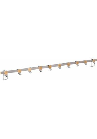WENKO Hakenleiste »Premium«, Länge 80 cm,Vacuum-Loc Befestigungssystem kaufen