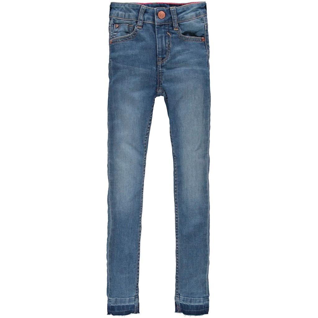 Garcia Stretch-Jeans »590 Sanna«, mit aufgetrenntem Saum