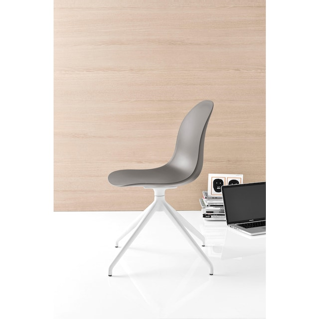 "connubia by calligaris 4-Fußstuhl ""Academy CB/1694"""