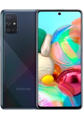 """Samsung Smartphone »Galaxy A71«, (16,95 cm/6,7 """" 128 GB Speicherplatz, 64 MP Kamera) kaufen"""