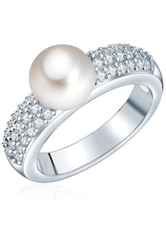 Valero Pearls Perlenring »X721«, (1 tlg.), aus Süßwasser-Zuchtperlen kaufen