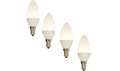 näve »LED Leuchtmittel E14 Kerze« LED - Leuchtmittel, E14, Warmweiß kaufen