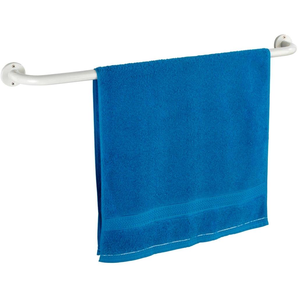 WENKO Handtuchhalter »Basic«, extra lange Ausführung