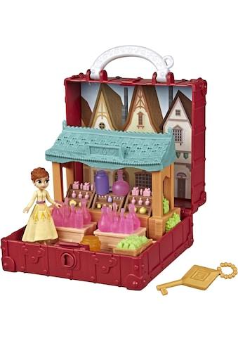 Hasbro Puppenhaus »Die Eiskönigin II, Pop-Up Abenteuer Dorfset Spielset«, mit Griff,... kaufen