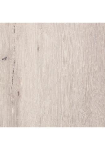 BODENMEISTER Packung: Laminat »Dielenoptik Eiche hell weiß«, Landhausdiele 217 x 24 cm kaufen