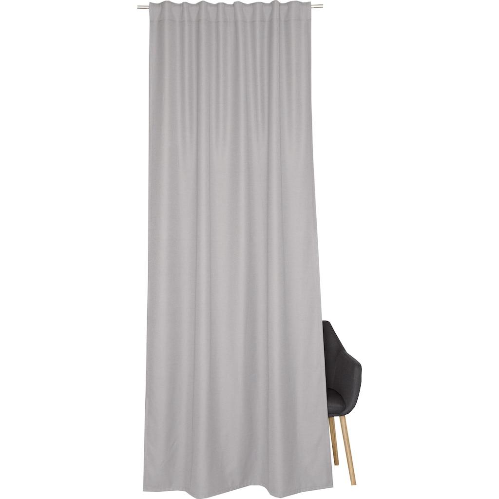 SCHÖNER WOHNEN-Kollektion Vorhang »Option«, HxB: 250x130, Blickdicht