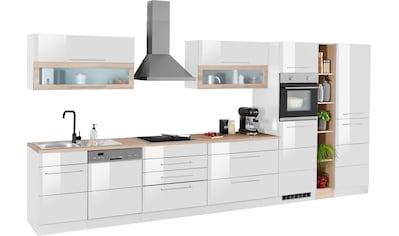 HELD MÖBEL Küchenzeile »Wien«, mit E-Geräten, Breite 440 cm, wahlweise mit Induktion kaufen