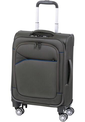 Hardware Hartschalen-Trolley »SKYLINE 3000 S, ivy/dark blue«, 4 Rollen kaufen