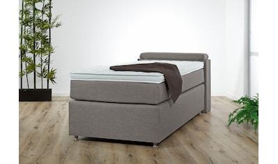 Breckle Boxspringbett, mit verstellbaren Kopfteil-Elementen kaufen