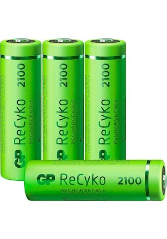 GP Batteries Akku »AA Akku GP NiMH 210«, AA, 2100 mAh kaufen