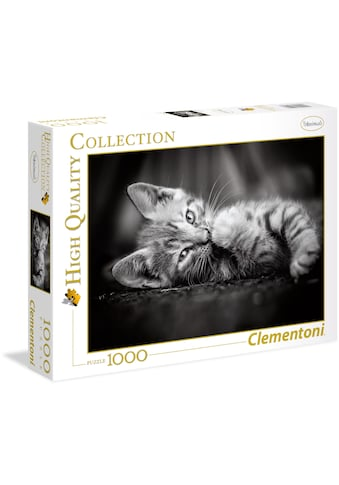 "Clementoni® Puzzle ""Kätzchen"" kaufen"