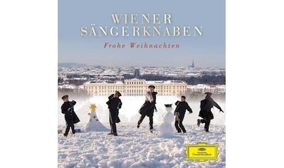 Musik-CD »Frohe Weihnachten / Wiener Sängerknaben« kaufen
