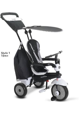 smarTrike® Dreirad »Glow, Schwarz«, mit Sonnenschutzdach kaufen