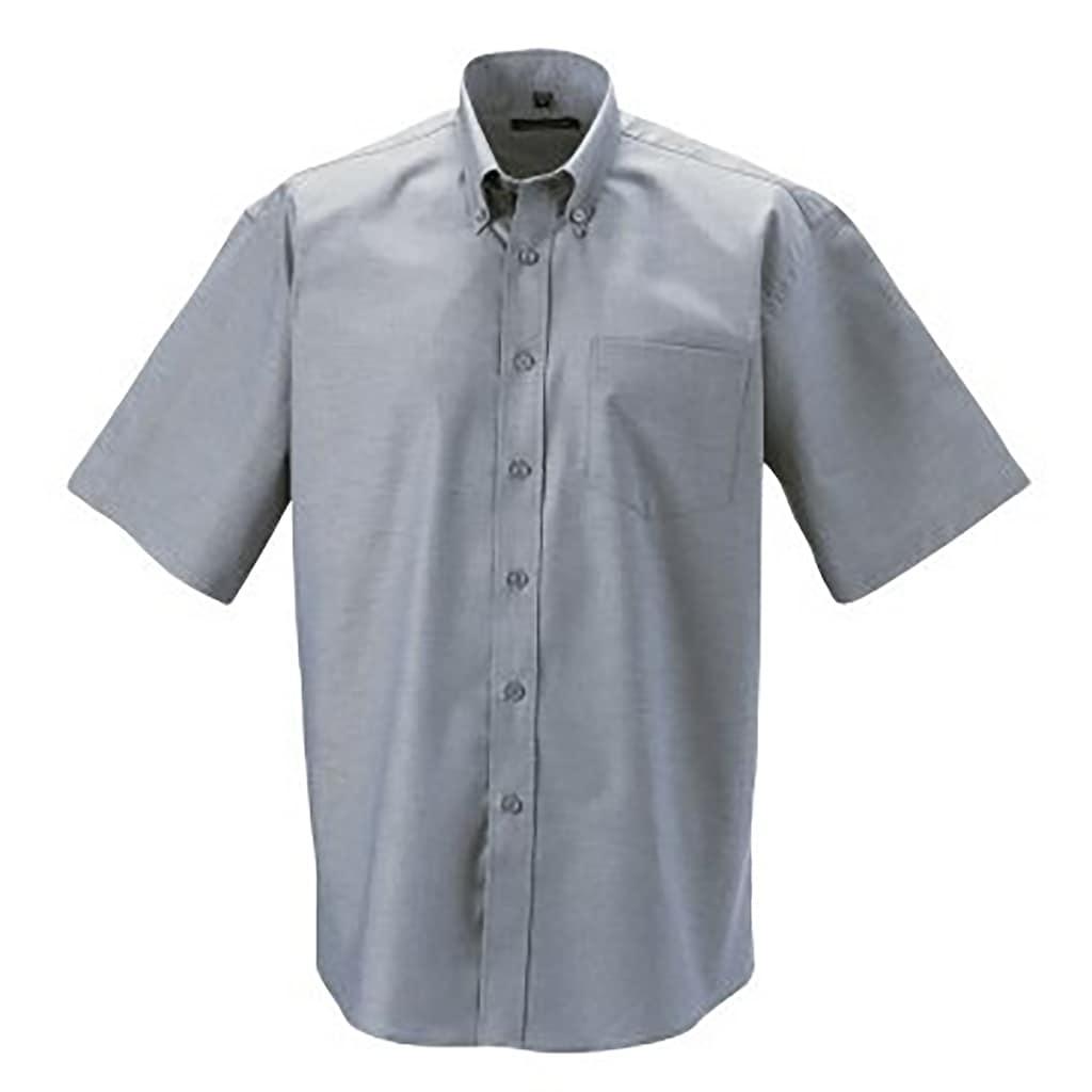 Russell Kurzarmhemd »Collection Oxford Herren Hemd, Kurzarm, pflegeleicht«