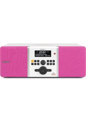 TechniSat Digitalradio (DAB+) »DIGITRADIO 305 Schlagerparadies Edition«, (Digitalradio... kaufen