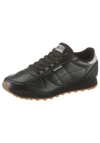 Skechers Sneaker »OG 85 - Old School Cool«, mit Glitzerbesatz an der Ferse kaufen