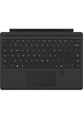 Microsoft Tastatur »Surface Pro Type Cover mit Fingerprint ID«,... kaufen