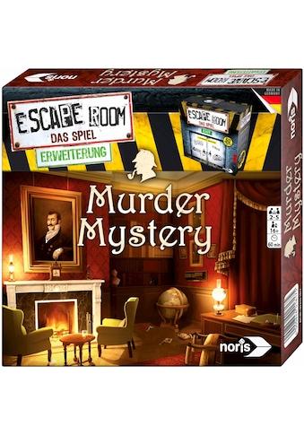 Noris Spiel »Erweiterungsspiel, Escape Room: Murder Mystery«, Made in Germany kaufen