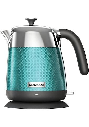 KENWOOD Wasserkocher, Mesmerine ZJM810.BL, 1,6 Liter, 2200 Watt kaufen