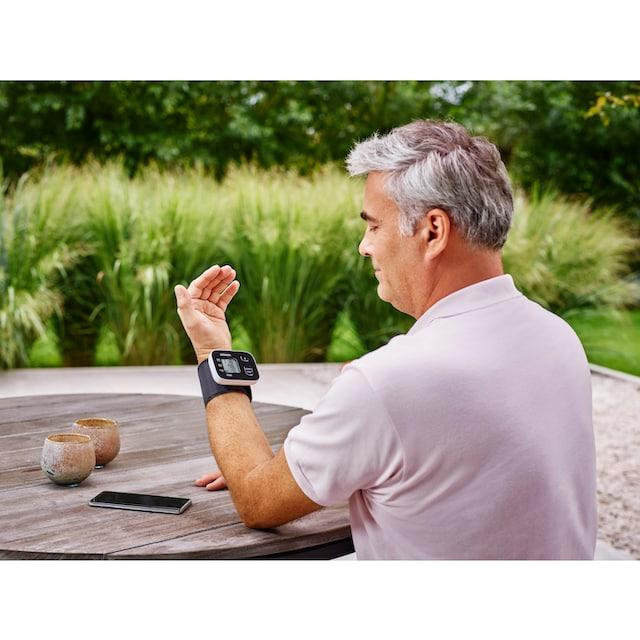 Omron Handgelenk-Blutdruckmessgerät RS3 Intelli IT (HEM-6161T-D)