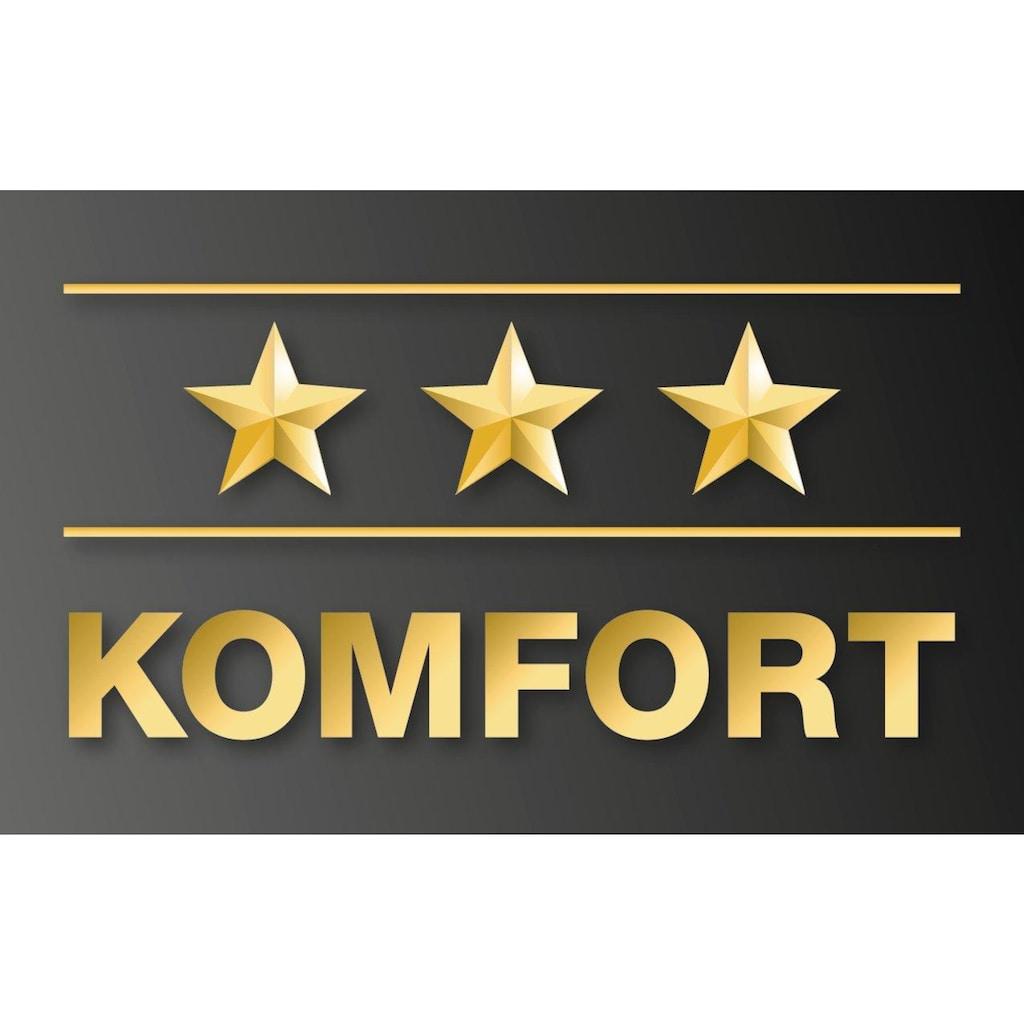 f.a.n. Schlafkomfort Bonnellfederkernmatratze »Bonellfederkernmatratze 90/200 »Jahreszeiten«, 18 cm hoch, f.a.n.«, 18 cm cm hoch, (1 St.)