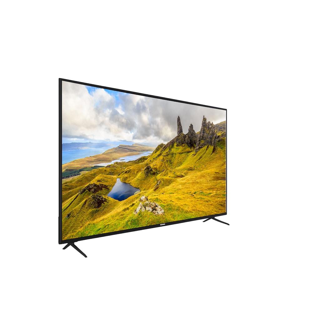 "Telefunken LED-Fernseher »XU65AJ600«, 164 cm/65 "", 4K Ultra HD, Android TV"