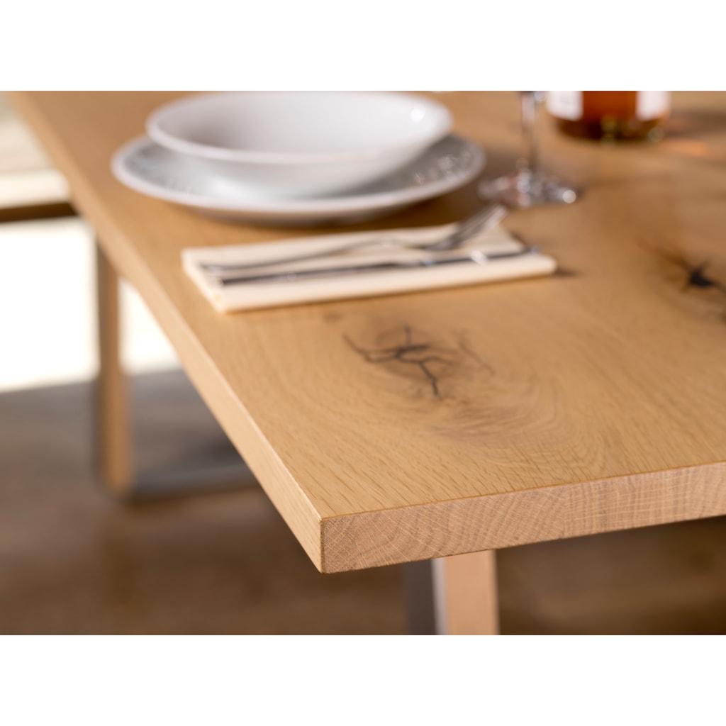 GWINNER Esstisch »Esstisch ET570«, mit Kufengestell